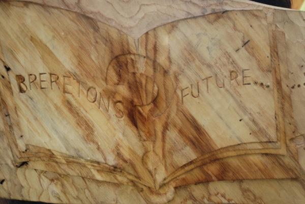 Brereton Totem Book of the Future