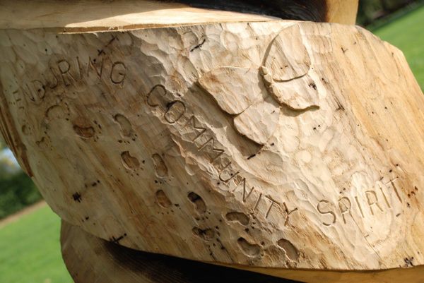 Brereton Totem Pole Book of the Future